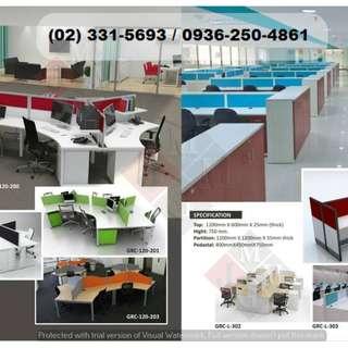 - office partition - workstation*furniture