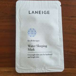 Laneige Water Sleeping Mask (Travel Size)