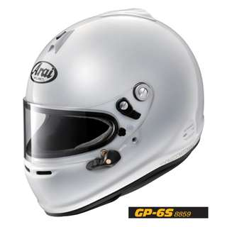 Arai GP6S 8859 Motorsports Helmet - Original Japan