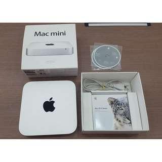 Mac mini Server (Mid 2010)  1TB