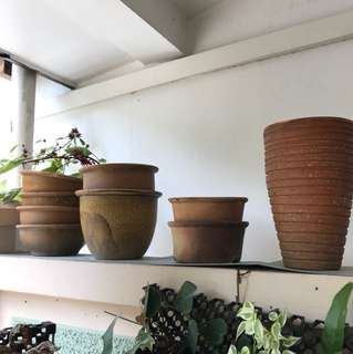 Flower Pots (8 pcs)