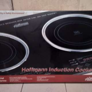 Hoffman induction cooker and cookwate