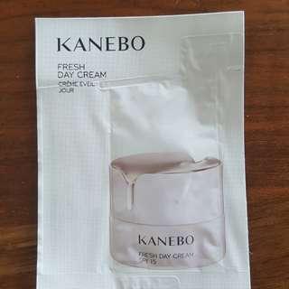 Kanebo Fresh Day Cream SPF 15