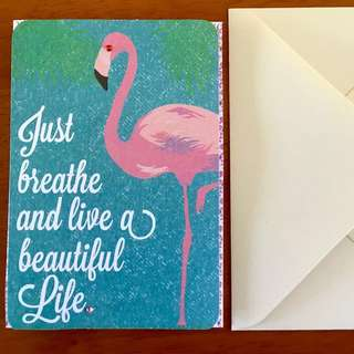Handmade Inspirational Card