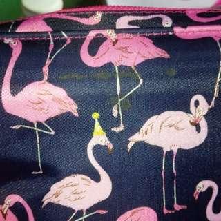 Flamingo slingbag