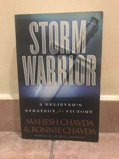 Christian Books storm warrior a believer's strategy for victory mahesh chavda and Bonnie chavda
