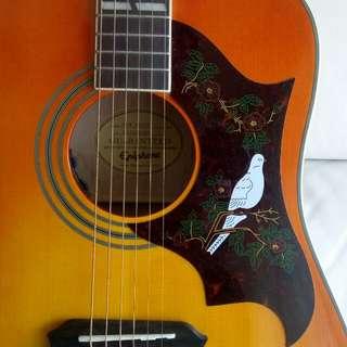 Guitar Epiphone Dove Pro