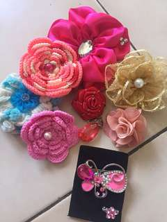 Flower Brooches🌸