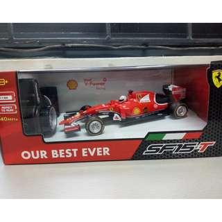 Ferrari Die Cast Remote Control Car