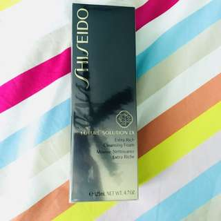 Shiseido Extra Rich Cleansing Foam