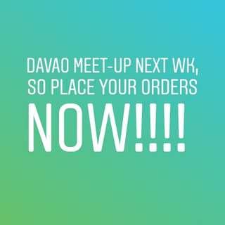 Announcement for Davaoenoes!!!!