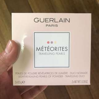 Guerlain Meteorites Travelling Pearls Limited Edition