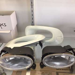 Honda jazz 12 fog lamp
