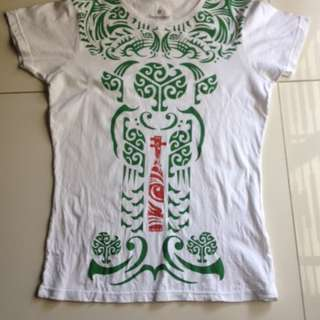 Limited edition world rainforest festival tee