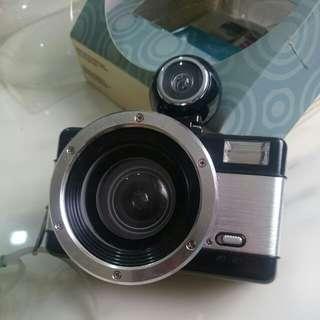 Fisheye2 Lomography Camera
