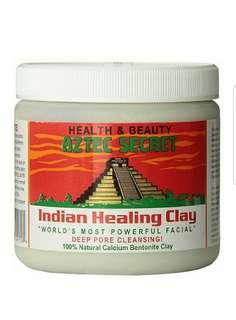 Best seller! Aztec Secret Healing clay