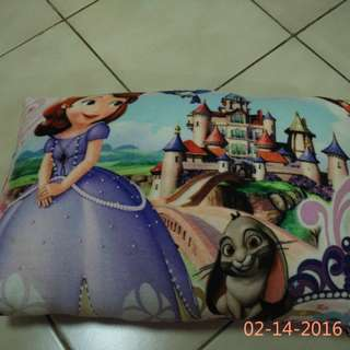 Bantal karakter - princess sophia pillow