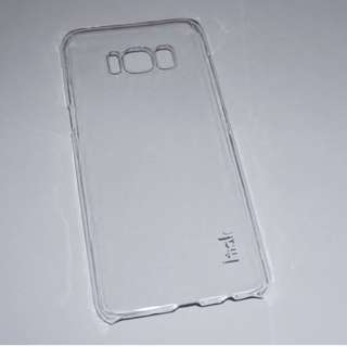 Imak Crystal Case II Hard Case for Samsung S8 (Clear)