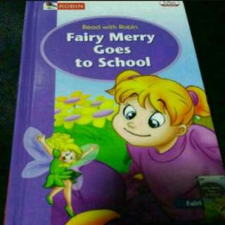Robin Series - Merry Fairy Goes to School