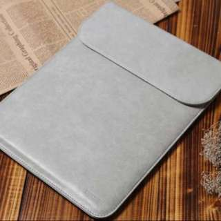 Korea Slim Naked Leather Laptop MacBook Computer Sleeve Case