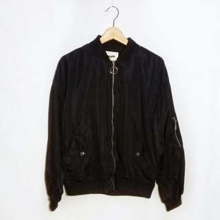 REPRICED! Smyth Black Bomber Jacket