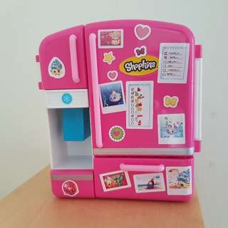 Shopkins refrigerator / shopkins fridge