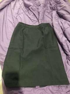 Rok skirt executive kerja size XL