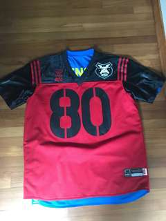 American football jersey (reserved)