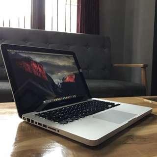 MacBook Pro Mid 2009 C2D Mulus (MB990)