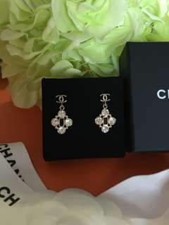 Brand new Chanel earrings