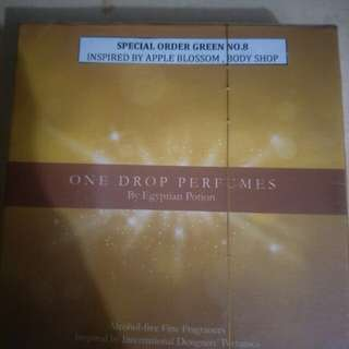 One Drop Perfume ( Instock )