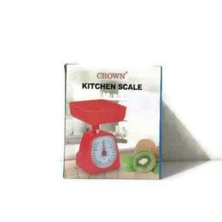 Crown Timbangan kue Dapur 2 Kg