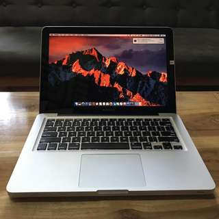 Murah MacBook Pro Core I5 2011 (MC700)