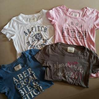 4Abercrombie Shirts