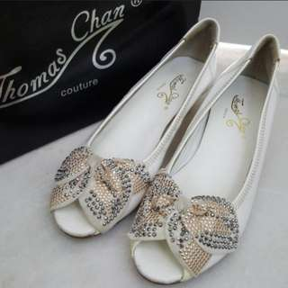 Thomas Chan Couture girl shoes