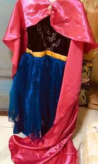 Disney Anna Costume