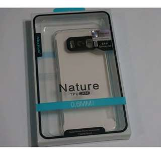 Nillkin Nature Tpu Case for Samsung S8 (clear)