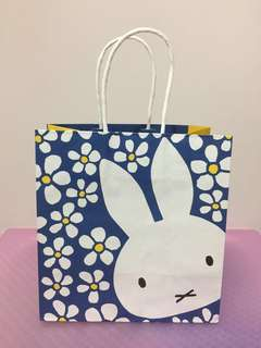 MIFFY 紙袋 (日本版)
