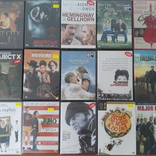 DVDs (Unopened)