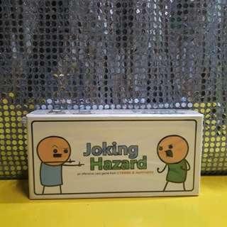 Joking Hazard (an offensive card game) SEALED BRAND NEW