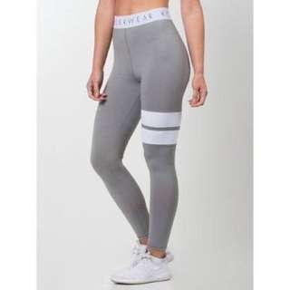 Ryderwear Grey Tights PRICEDROP