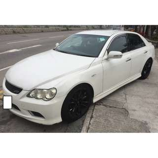 2005 豐田 TOYOTA MARK X 3.0 	自動波