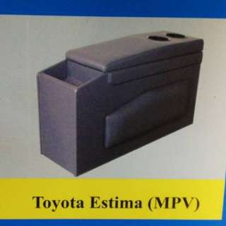Toyota wish/estima arm rest