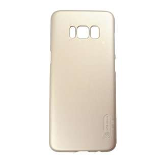 Nillkin Frosted Shield Hard Case for Samsung S8 (Gold)