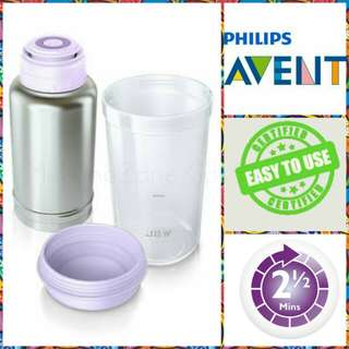 Philips Avent Thermal / Bottle Warmer on the go