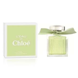 Chloe L'eau De Chloe EDT for Women (30ml/50ml/100ml/Tester) Leau Green
