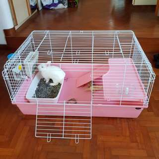 3ft Large Rabbit Cage
