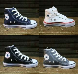 Convers all star high