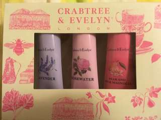 Crabtree&Evelyn Moisture Therapy Pack