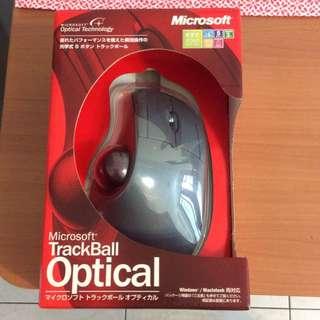 Microsoft Trackball Optical